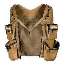 THE VEST GUY Scott Bourne Mesh Photo Vest (X-Large, Black)