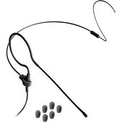 Point Source Audio CO-6 Earset Microphone Kit for Audio-Technica Wireless Transmitters (Black)