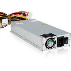 iStarUSA IS Series1U 500W 80 Plus Gold Switching Power Supply