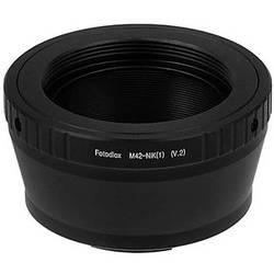 FotodioX M42 Pro Lens Adapter for Nikon 1 Cameras