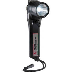 Pelican 3660 Little ED Rechargeable LED Flashlight (Black, without Charger)