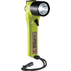 Pelican 3660 Little ED Rechargeable LED Flashlight (Yellow, without Charger)