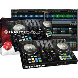 Native Instruments TRAKTOR KONTROL S2 MK2