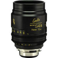Cooke 75mm T2.8 miniS4/i Cine Lens (Feet)