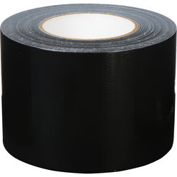 "American DJ Stage Tape (4"" x 60yd, Black)"