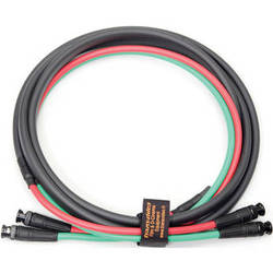Transvideo 4.5 GHz 3D-HDTV Dual-Link BNC to BNC Cable (9.9')