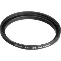 Heliopan 48-52mm Step-Up Ring (#211)