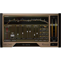 iZotope Nectar 2 Production Suite - Vocal Enhancement Software (Download)