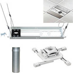 Chief KITMZ006W Projector Ceiling Mount Kit (White)