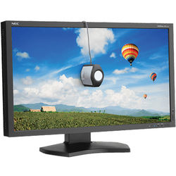 NEC PA272W-BK-SV LED Backlit Wide Gamut LCD Desktop Monitor with SpectraViewII (Black)