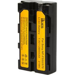 ikan NP-F550 Sony L-Series Compatible Battery (7.4V, 2000 mAh)