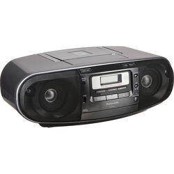 Panasonic RX-D55 CD Radio Cassette Recorder
