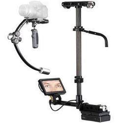 Steadicam Pilot-VLB, IDX Power System, Merlin 2, Camera Stabilizers Bundle