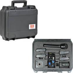 SKB iSeries Waterproof Custom Case For 2 Sennheiser Wireless ENG Systems