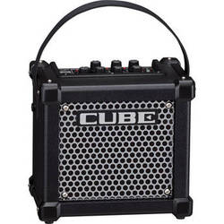Roland Micro Cube GX Guitar Amplifier (Black)