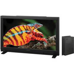 """Sony PVM-X300 30"""" 4K TRIMASTER Monitor with BKM-XP1 SxS Player"""