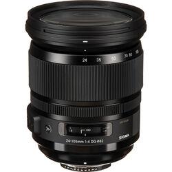Sigma 24-105mm f/4 DG OS HSM Art Lens for Nikon F