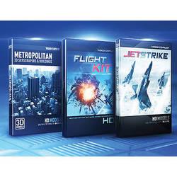Video Copilot Aerial 3D Bundle