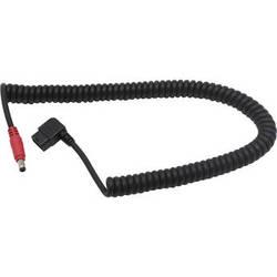 LED Science Coiled Battery Connection Cable for Series 6 LED Light