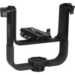 Manfrotto Heavy Telephoto Lens Support with Quick Release Adapter and Plate