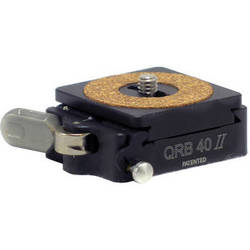 FLM QRP-40 Quick Release Clamp and Plate