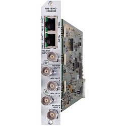 Evertz Microsystems 7881ENC-H264HD H.264/AVC Encoder (3RU Back Plate)