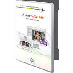 LaserSoft Imaging SilverFast Archive Suite 8 for Braun Multimag SlideScan 6000 Scanner