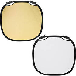 """Profoto Collapsible Reflector - Gold/White - 33"""""""