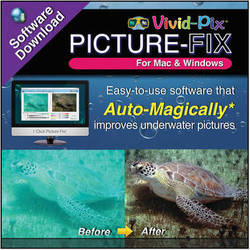 Vivid-Pix Picture-Fix Software (Download Card)