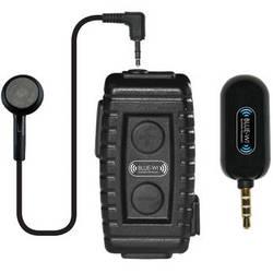 BLUE-WI Nighthawk Sport Bluetooth Lapel Mic with Bullet Speaker