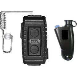 BLUE-WI Nighthawk Tactical Bluetooth Lapel Mic and BW-NT5033 Motorola Radio Adapter