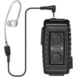 BLUE-WI Nighthawk Tactical Bluetooth Lapel Mic and BW-NT5000 U Harris Unity Radio Adapter