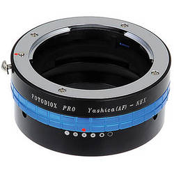 FotodioX Adapter for Yashica 230AF Lens to Sony NEX Mount Camera