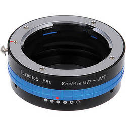 FotodioX Yashica 230 AF Pro Lens Adapter for Micro Four Thirds Cameras