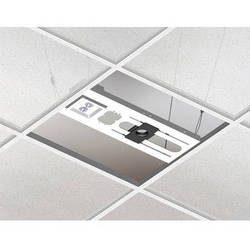 "Chief CMA-443 Above Tile Suspended Ceiling Kit & 3"" Fixed Pipe"