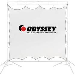 "Odyssey Innovative Designs 90x60"" 24-Point Stretch Projection Screen"