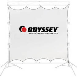 Odyssey Innovative Designs 7x5' 16-Point Stretch Projection Screen
