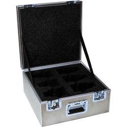 Cooke Aluminum Carrying Case for 6 miniS4/i Lenses: 18, 25, 32, 50, 75, 100mm