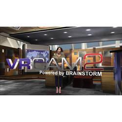 For.A VRCAM2 Sensor-Less Virtual Studio System