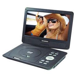 """Sylvania SDVD1048 10"""" Portable DVD Player"""