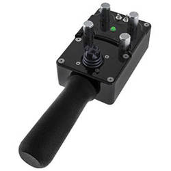 VariZoom VZCINEMAPRO-JR-K5 Cinema Pro Jr Remote Head with Jibstick Jr Control Unit