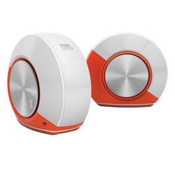 JBL Pebbles Speaker (Orange/White)
