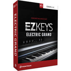Toontrack EZkeys Electric Grand Virtual Instrument Plug-In