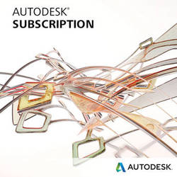 Autodesk 1-Year Subscription for 3ds Max Design Commercial 2014