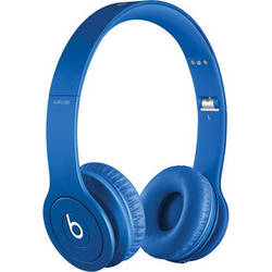 Beats by Dr. Dre Solo HD On-Ear Headphones (Drenched in Blue)