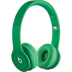 Beats by Dr. Dre Solo HD On-Ear Headphones (Drenched in Green)