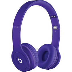 Beats by Dr. Dre Solo HD On-Ear Headphones (Drenched in Purple)