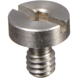 "FLM 1/4""-20 Q Slotted Screw for Select Quick Release Plates"