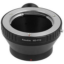 FotodioX Adapter for Minolta MD/MC/SR Rokker Lenses to Pentax Q Mount Mirrorless Cameras
