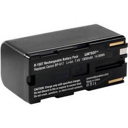 Watson BP-617 Lithium-Ion Battery Pack (7.4V, 1900mAh)